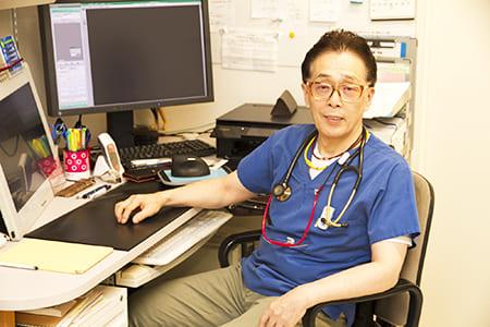 札幌市西区琴似おおた内科クリニック 院長 太田雅彦