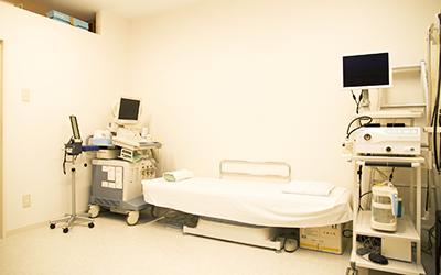 超音波検査・胃内視鏡検査